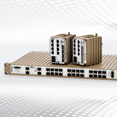 Next Generation Industrial Ethernet Switches by Westermo.