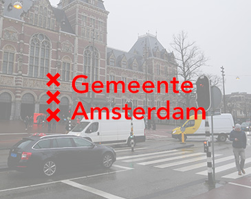 City of Amsterdam customer story.