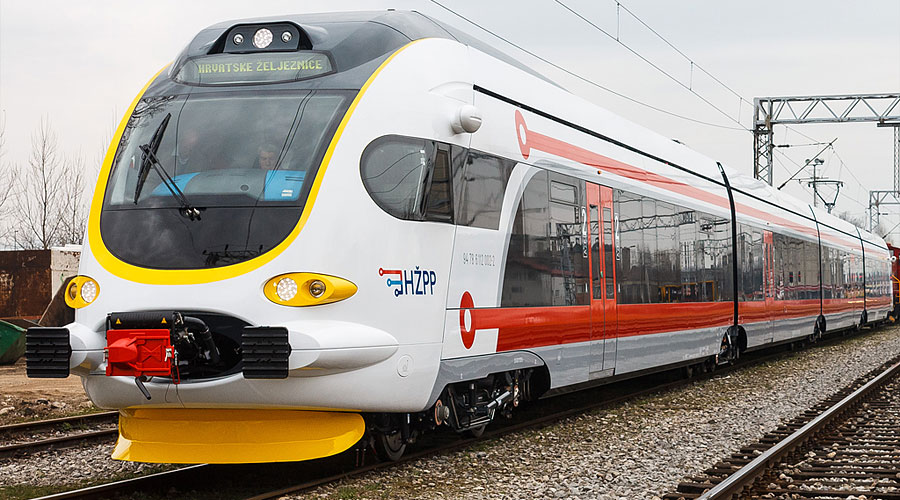 Westermo Ethernet solution in major railway project